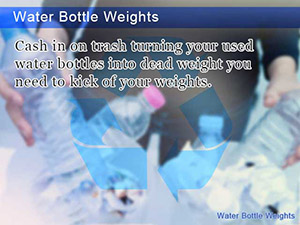 Water Bottle Weights