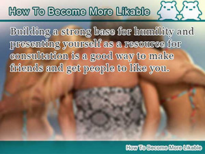How To Become More Likable