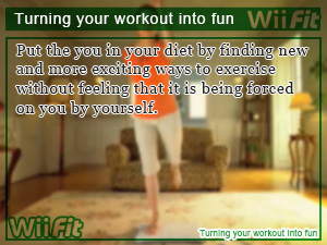 Turning your workout into fun