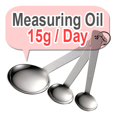 cooking oil tablespoon