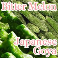 bitter melon japanese goya