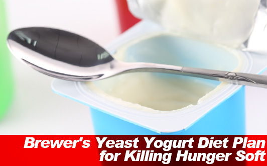 Brewer's Yeast Yogurt Diet Plan for Killing Hunger Soft