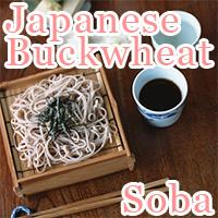 Japanese Buckwheat Soba Noodles