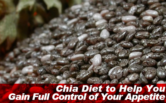 Chia Diet to Help You Gain Full Control of Your Appetite