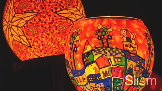 christmas-decoration-ideas-001-paper-lamp