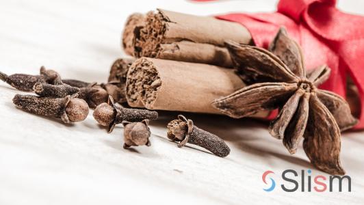 cinnamon decoration