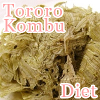 Tororo Kombu Diet
