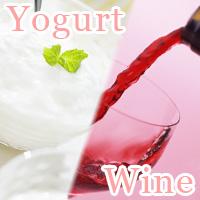 Wine & Yogurt Diet