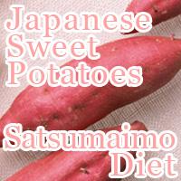 Japanese Sweet Potato diet