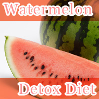 Watermelon Detox Diet