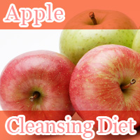 Apple Cleansing Diet