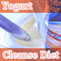 Yogurt Cleanse Diet
