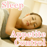 Sleep For Better Appetite Control