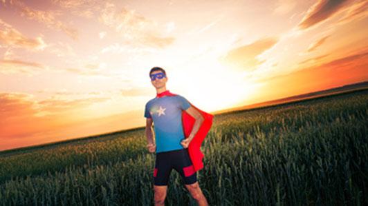 superman guy