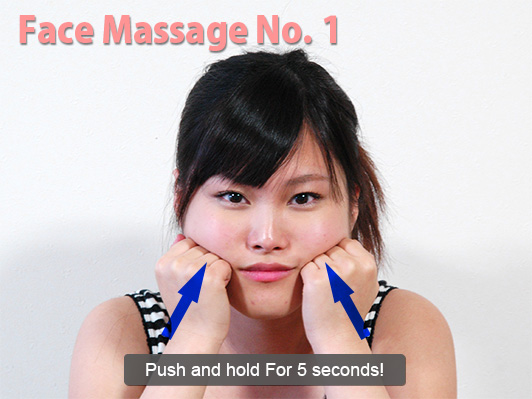 natural cheek lift