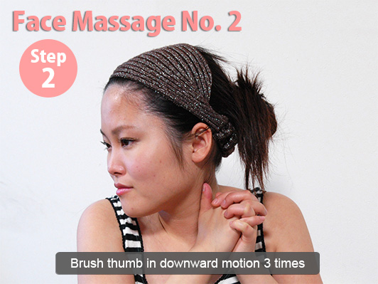 massage face neck