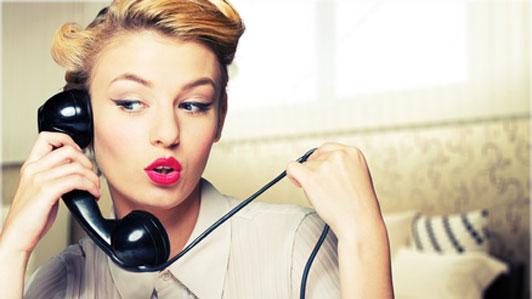 gossip woman