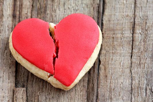 breakup cookie