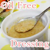 oil free dressing