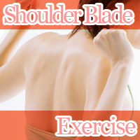 shoulder blade exercises