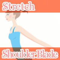 stretch shoulder blades