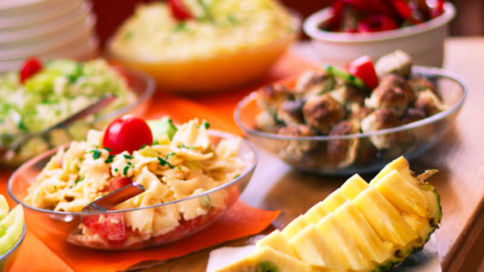 snack plates