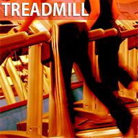 treadmill room runner