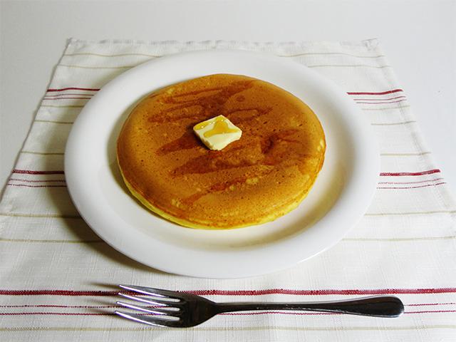 tofu pancakes complete