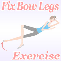 fix bow legs exercise