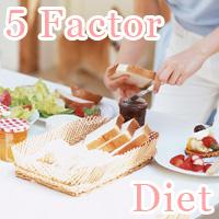 5 factor diet