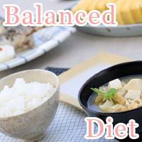 balanced diet