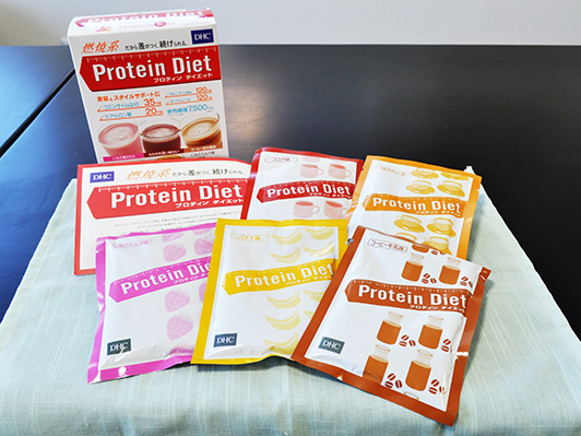 Protein Shakes Five flavors