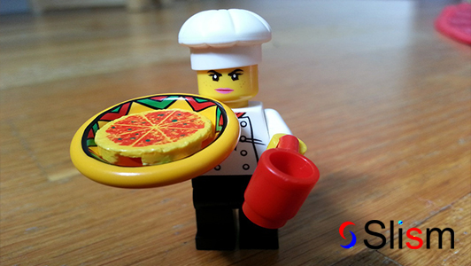 lego pizza delivery