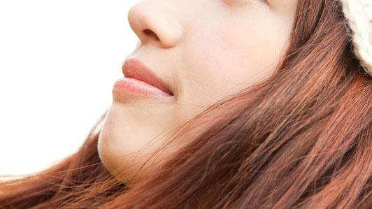 plain face mouth