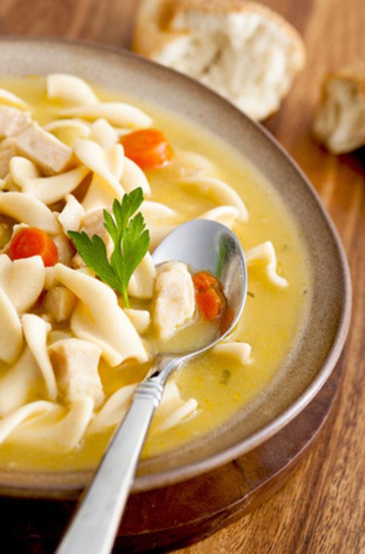 chick noodle soup