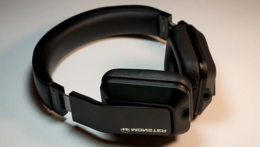 fancy headphones