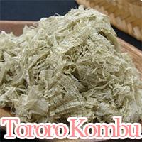 japanese seaweed tororo konbu