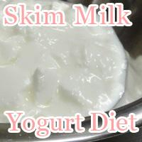 Skim Milk Yogurt Diet