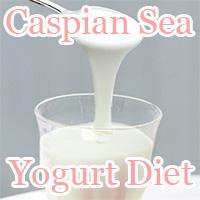 Caspian Sea Yogurt Diet