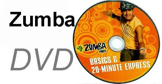 6. Zumba Exhilarate Workout